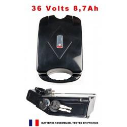BATTERIE 36V 8,7 Ah SOUS SELLE