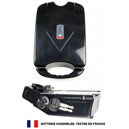 Kit 36V LIGHT AVANT batterie sous-selle 11,6A
