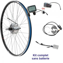 Kit 36V ARRIERE SANS BATTERIE