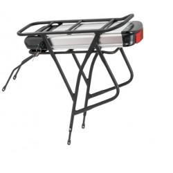 batterie porte-bagage pour kit vélo électrique