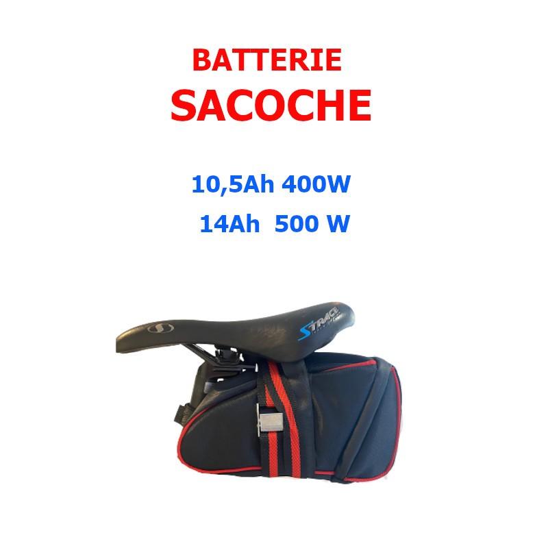 batterie sacoche pour kit vélo électrique