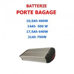 batterie porte bagage 36V