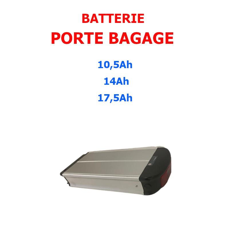 batterie porte bagage 48V pour kit vélo électrique