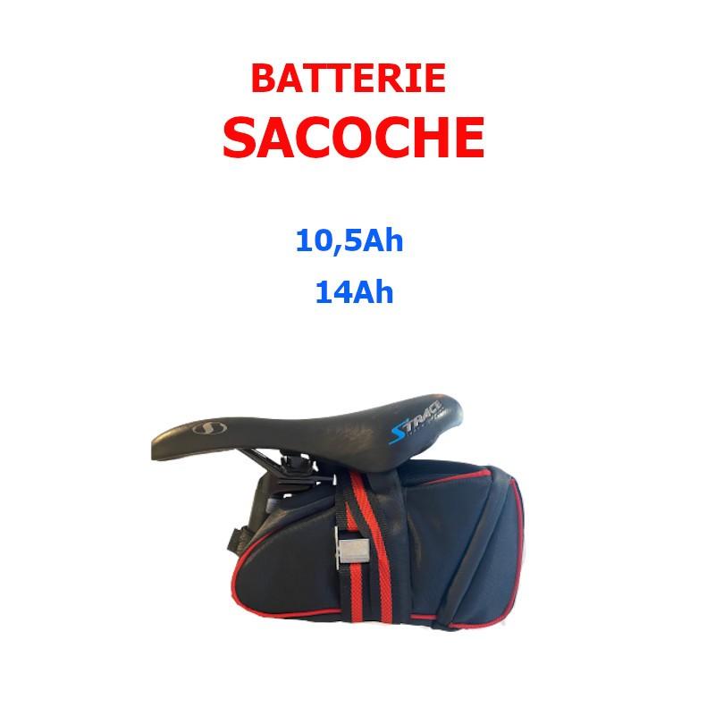 batterie sacoche pour kit vélo électrique 33V
